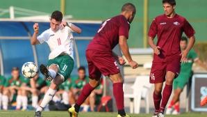 Септември София - България U19