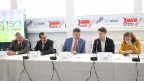 """Nestle България представи по-мащабна програма за """"Живей активно!"""" през 2016"""