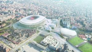Така ще изглежда новият дом на Барселона