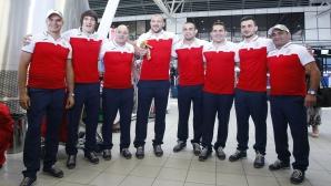 Част от олимпийците ни заминаха за Рио