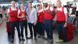 Голяма група олимпийци заминаха за игрите в Рио