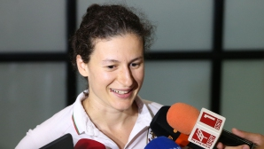 Линда Зечири се завърна от игрите в Рио