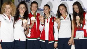 Златните момичета на България се прибраха от РИО