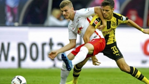 РБ (Лайпциг) - Борусия (Дортмунд) 1:0