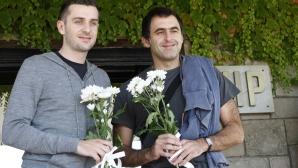Рони О'Съливан и Марк Селби пристигнаха в София