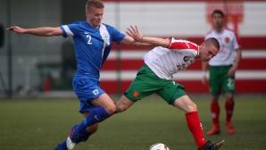 България U18 - Финландия U18