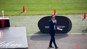 Незабравим уикенд за родните таланти на Milan Junior Camp Day в Милано