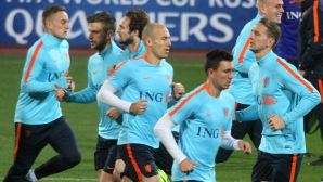 Тренировка на Холандия
