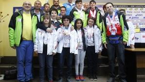 Пресконференция на Спешъл Олимпикс