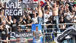 Игуаин носи нова победа на Ювентус в Пескара
