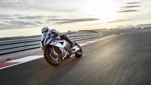 Новото BMW HP4 RACE