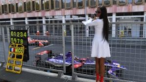 Звездно присъствие на Формула Е в Монако