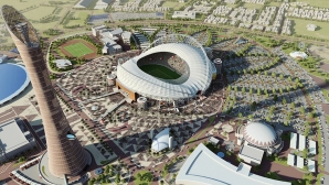 """40-хилядният стадион """"Халифа"""" е готов да посрещне Мондиал 2022"""