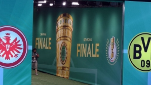 Финал: Айнтрахт (Франкфурт) - Борусия (Дортмунд) 1:2