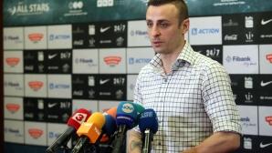 Част от участниците във футболното шоу на Бербатов и Фиго говориха пред медиите
