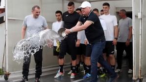 Славия започна подготовка за сезон 2017/2018