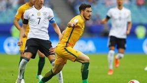 Австралия - Германия 2:3