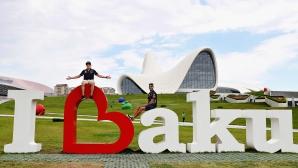 Тренировки за Гран При на Азербайджан 2017