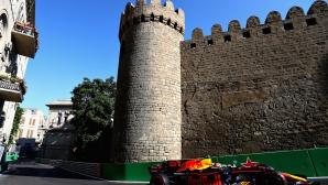 Състезание за Гран При на Азербайджан 2017