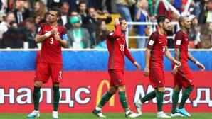 Португалия - Мексико 2:1