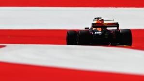 Тренировки за Гран При на Австрия 2017