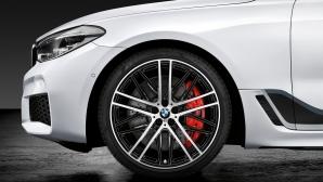 BMW M Performance части за новото BMW Серия 6 Гран Туризмо
