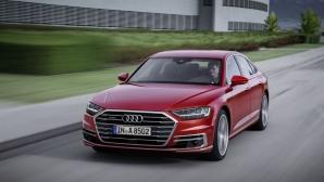 Новият Audi A8: Бъдещето на луксозния клас