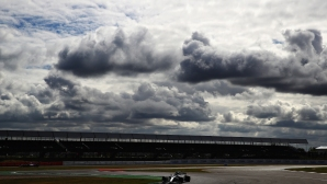 Тренировки за Гран При на Великобритания