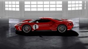 Ford с емблематичен автомобил на Конкурса за елегантност в Пебъл Бийч