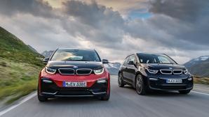 Новото BMW i3 и BMW i3s
