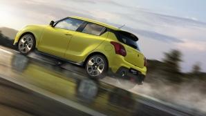 Световна премиера за Suzuki Swift Sport