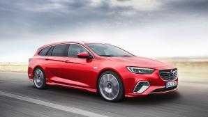Opel Insignia GSi Sports Tourer - спортният, безкомпромисен комби модел