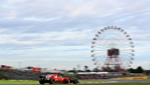 Квалификация за Гран При на Япония 2017