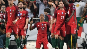 Португалия - Швейцария 2:0