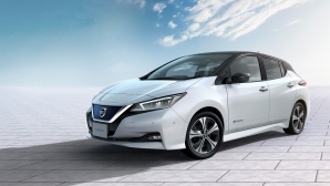Новият Nissan Leaf
