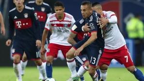 Хамбургер ШФ - Байерн (Мюнхен) 0:1
