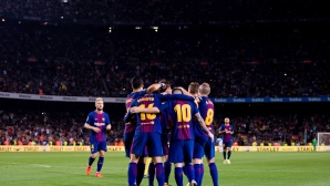 Барселона - Малага 2:0