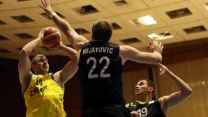 Балканска лига - Левски 2014 - КК Блокотехна