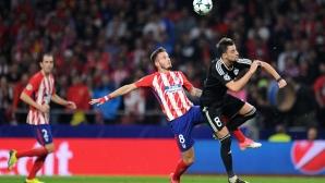 Атлетико Мадрид - Карабах