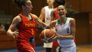 България - Испания 42:92