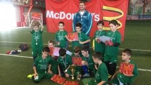 Завърши есенното издание на футболния турнир на частните училища