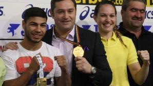 Пресконференция на Красимир Инински с обобщение на годината за българския бокс