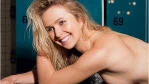Елина Свитолина с еротична фотосесия за сп. XXL