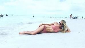 Даря Клишина е много секси в Instagram