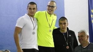 Финали от втория ден на Държавното първенство по плуване
