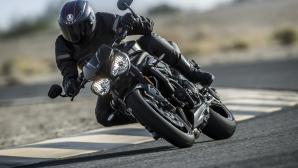 Triumph Speed Triple S и RS