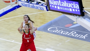 Испания - България 97:57