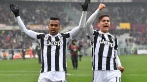 Торино - Ювентус 0:1, Игуаин се контузи
