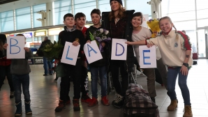Сани Жекова и Мария Киркова се прибраха в България