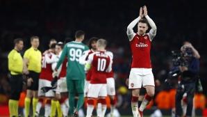 Арсенал - Милан 3:1